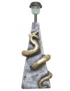 """Садовый светильник """"Змея"""""""